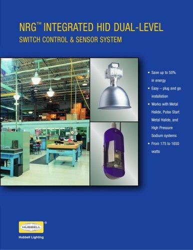 Nrg Integrated Hid Dual Level Switch Control Sensor