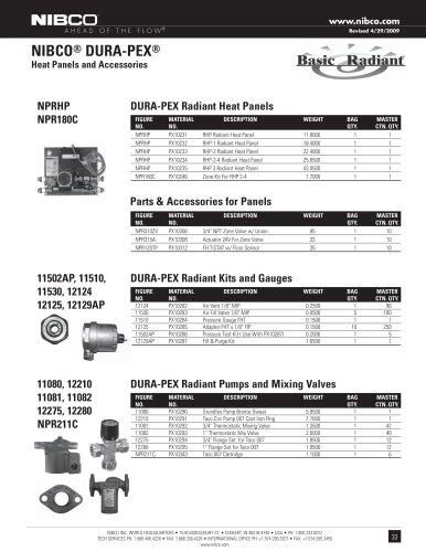 DURA-PEX® Catalog