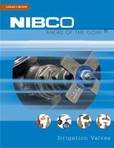 Irrigation Valves Catalog