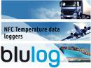 Brochure Blulog NFC temperature data loggers food
