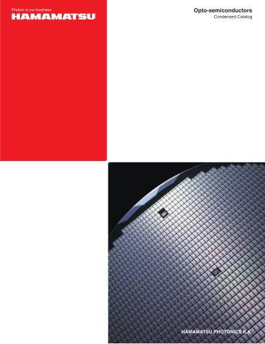 Opto-semiconductor Catalog - HAMAMATSU - PDF Catalogs