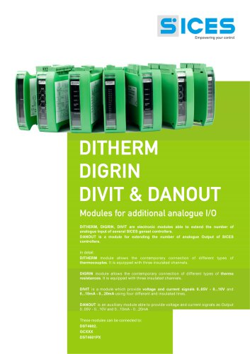 DITHERM