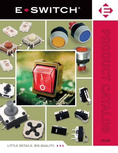 E-Switch Catalog
