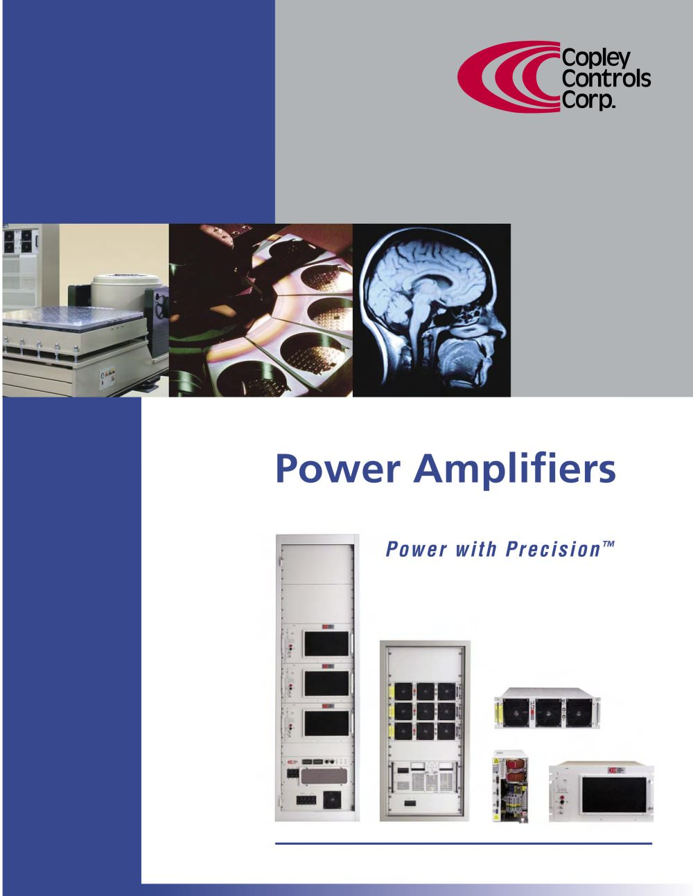 Copley High Power Amplifier Product Brochure Controls Pdf 1 8 Pages