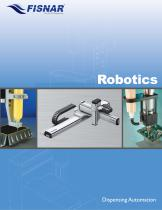 Fisnar Robotics - Dispensing Automation