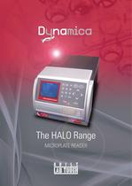 HALO MPR-96 Visible Microplate Reader