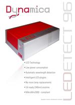 LEDETECT 96 Visible Microplate Reader