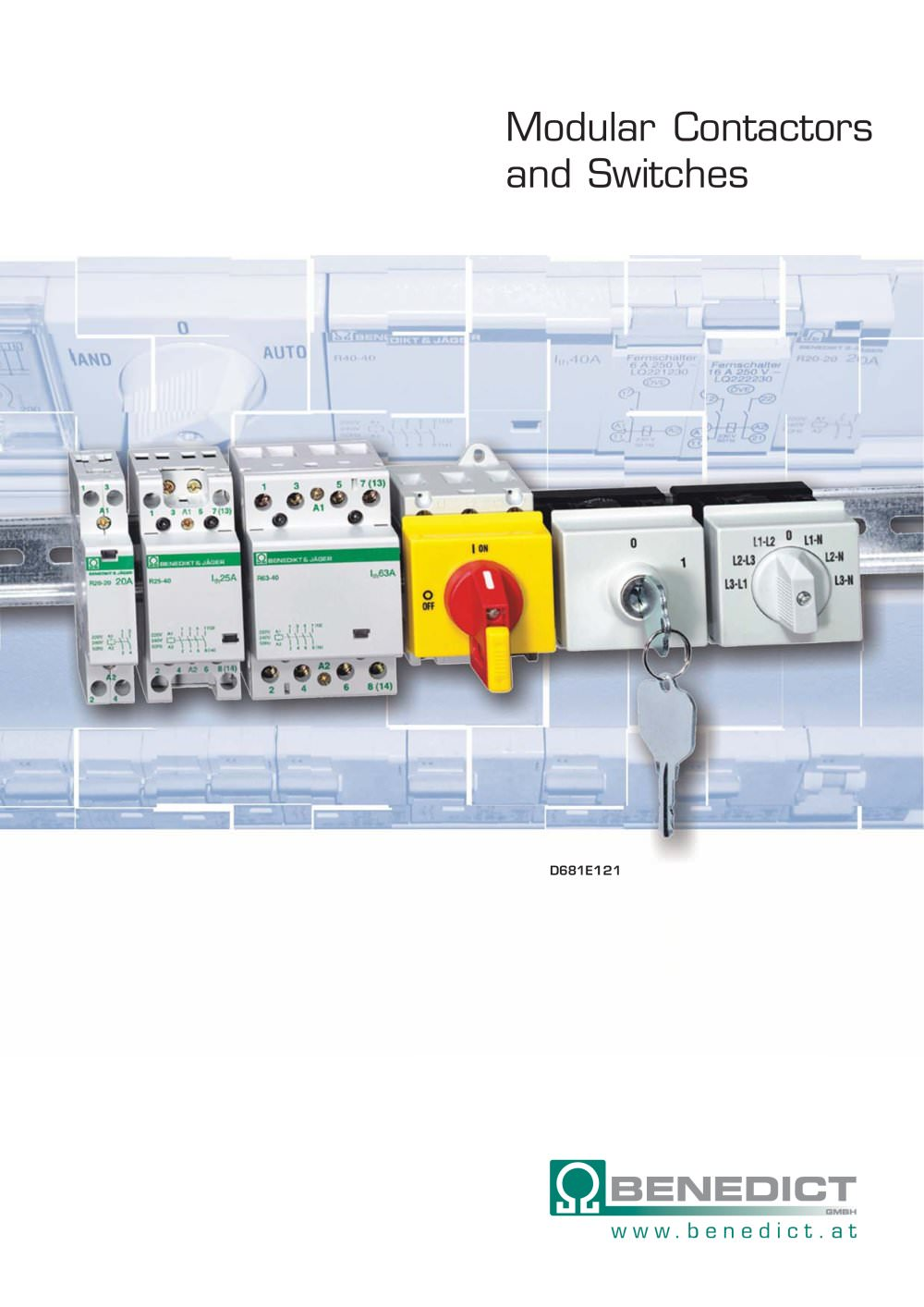 Modular contactors and switches benedikt jger pdf catalogue modular contactors and switches 1 13 pages asfbconference2016 Choice Image