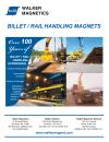 Billet and Rail Handling Magnets