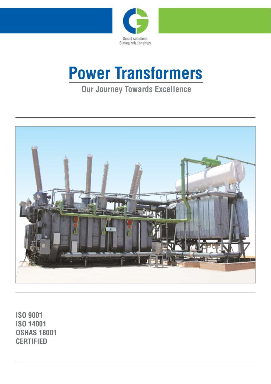 Power Transformers Pdf