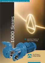 1000 Series Lubrication Pumps