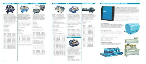 MD Pneumatics Blower Selector Guide