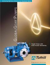Process Gear pumps