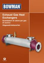 Exhaust Gas Heat Exchanger product specs
