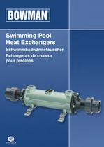 Swimming Pool Heat Exchangers