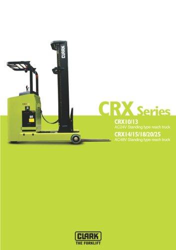 Brochure CRX