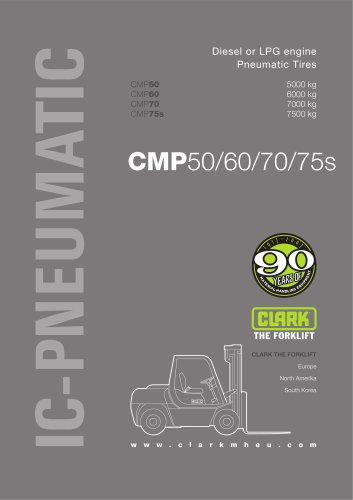 Data sheet Clark-CMP50-75s