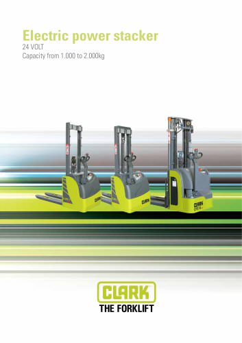 Electric Power Stacker