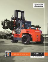 22,000-35,000 lbs. Large Capacity Pneumatic Tire