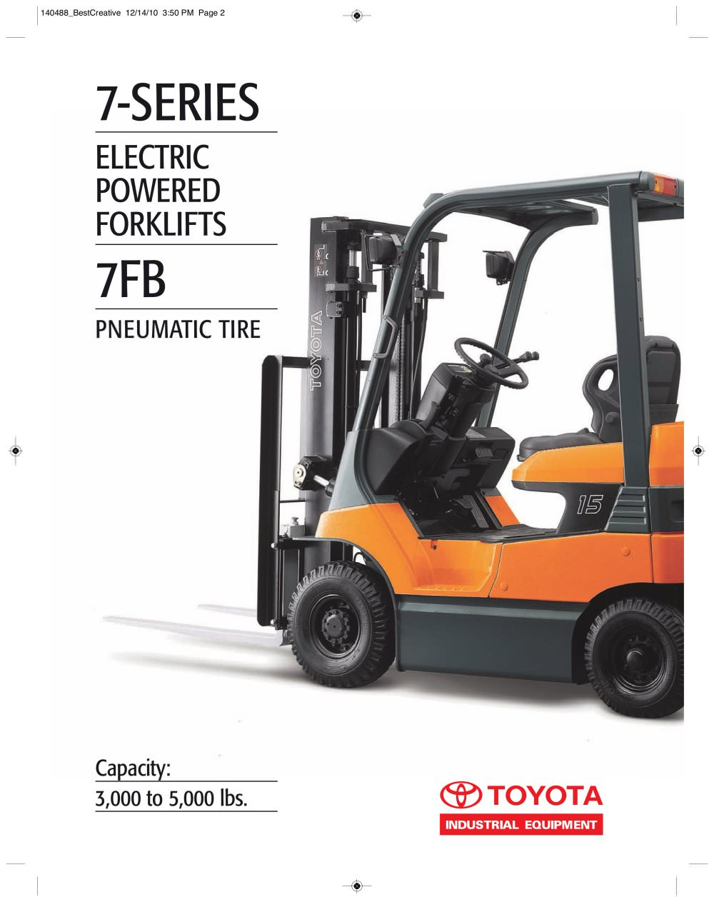7-Series Electric AC Pneumatic - 1 / 12 Pages