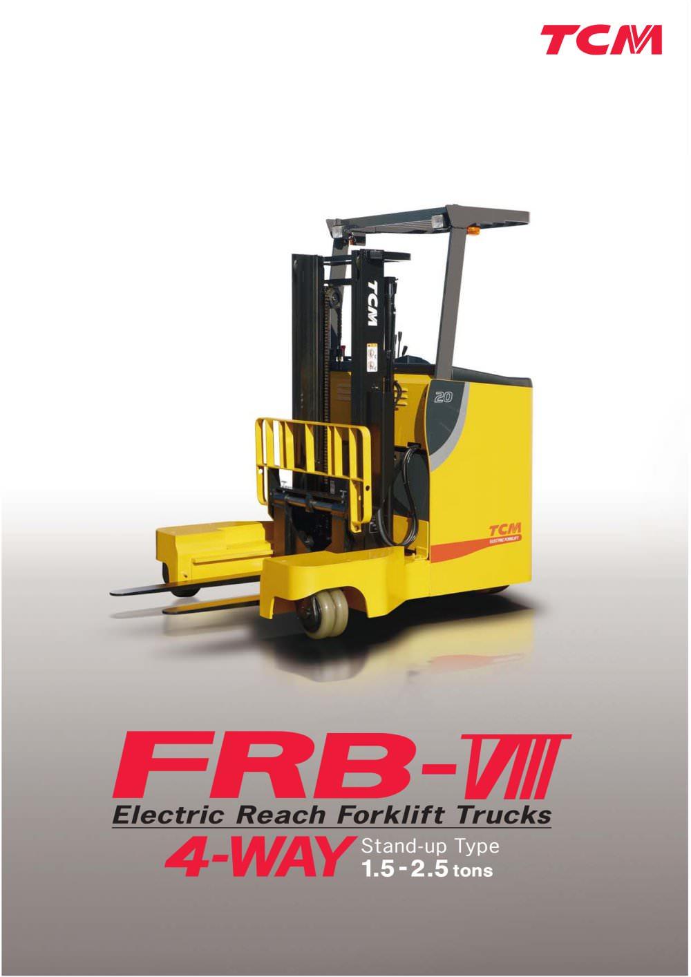 FRB-VIII 4WAY - TCM - PDF Catalogue   Technical Documentation   Brochure