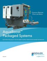 BRAQBST AquaBoost Packaged Systems