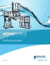 BRAQUA4P R1 AquaForce Pump Stations