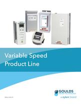 BRGLCAPA R1 Variable Speed Product Line