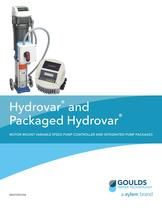 BRHYDROVAR Hydrovar and Packaged Hydrovar