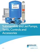 BRWS Submersible and Jet Pumps,Tanks, Controls and Accessories