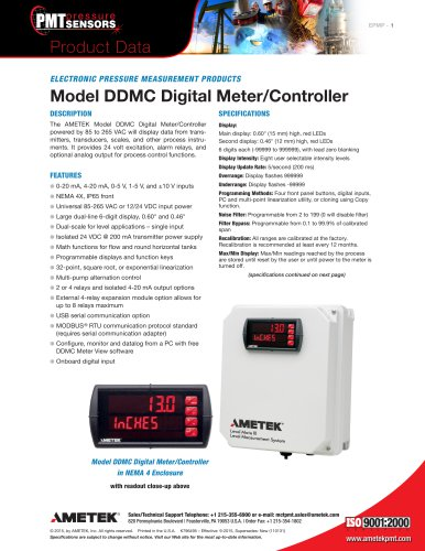 Model DDMC