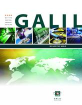 Galil Entire Catalog