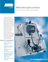 L100 Bubble Tube Liquid Level System