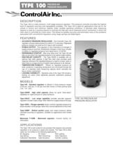 Precision Air Pressure Regulator
