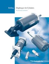 Rolling Diaphragm Air Cylinders