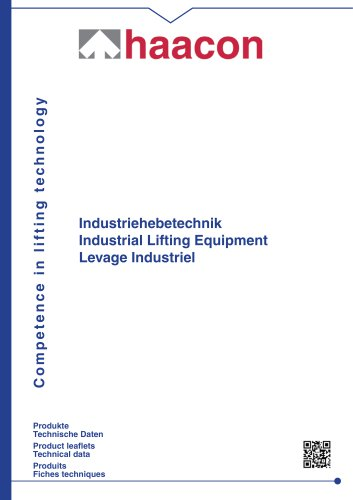 Industrial Lifting Equipment
