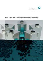 MULTIGRAV&reg; The Multi-Station Feed System for Granules