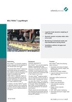 MULTIRAIL&reg; LegalWeight 