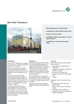 MULTIRAIL&reg; WheelScan 