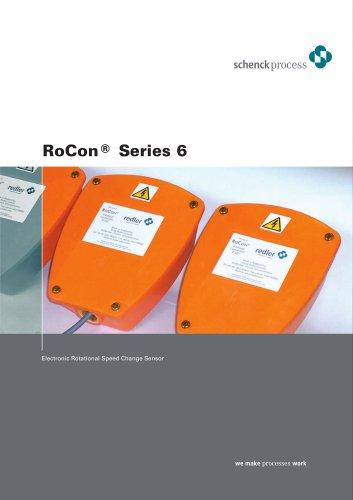 Rocon Series 6 Schenck Process Holding Gmbh Pdf Catalogs
