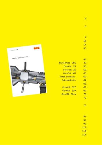 Threading Application guide - Sandvik Coromant - PDF Catalogs