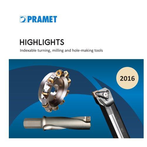 Pramet Highlights Brochure Dormer Pramet Pdf Catalogs