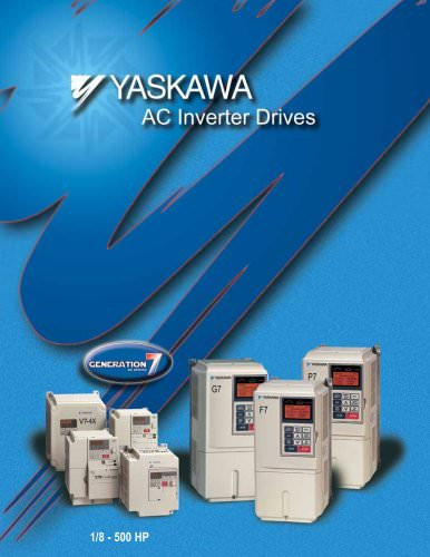 Bulletin for Generation 7 AC Drives