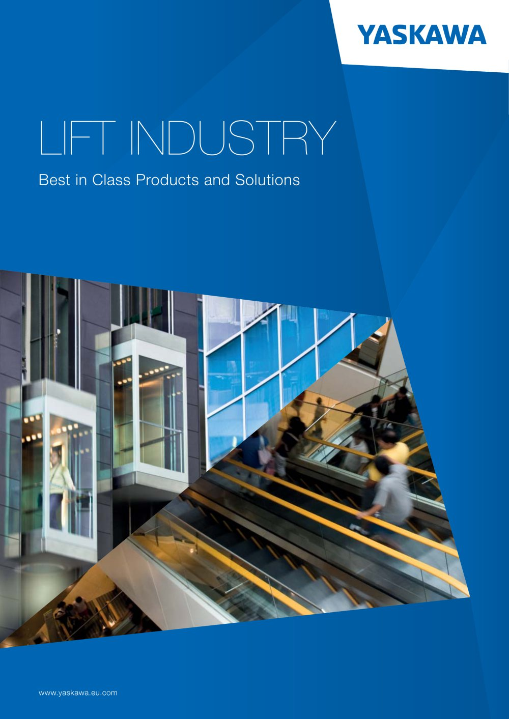 LIFT INDUSTRY - YASKAWA Europe GmbH - MOTOMAN ROBOTICS - PDF ...