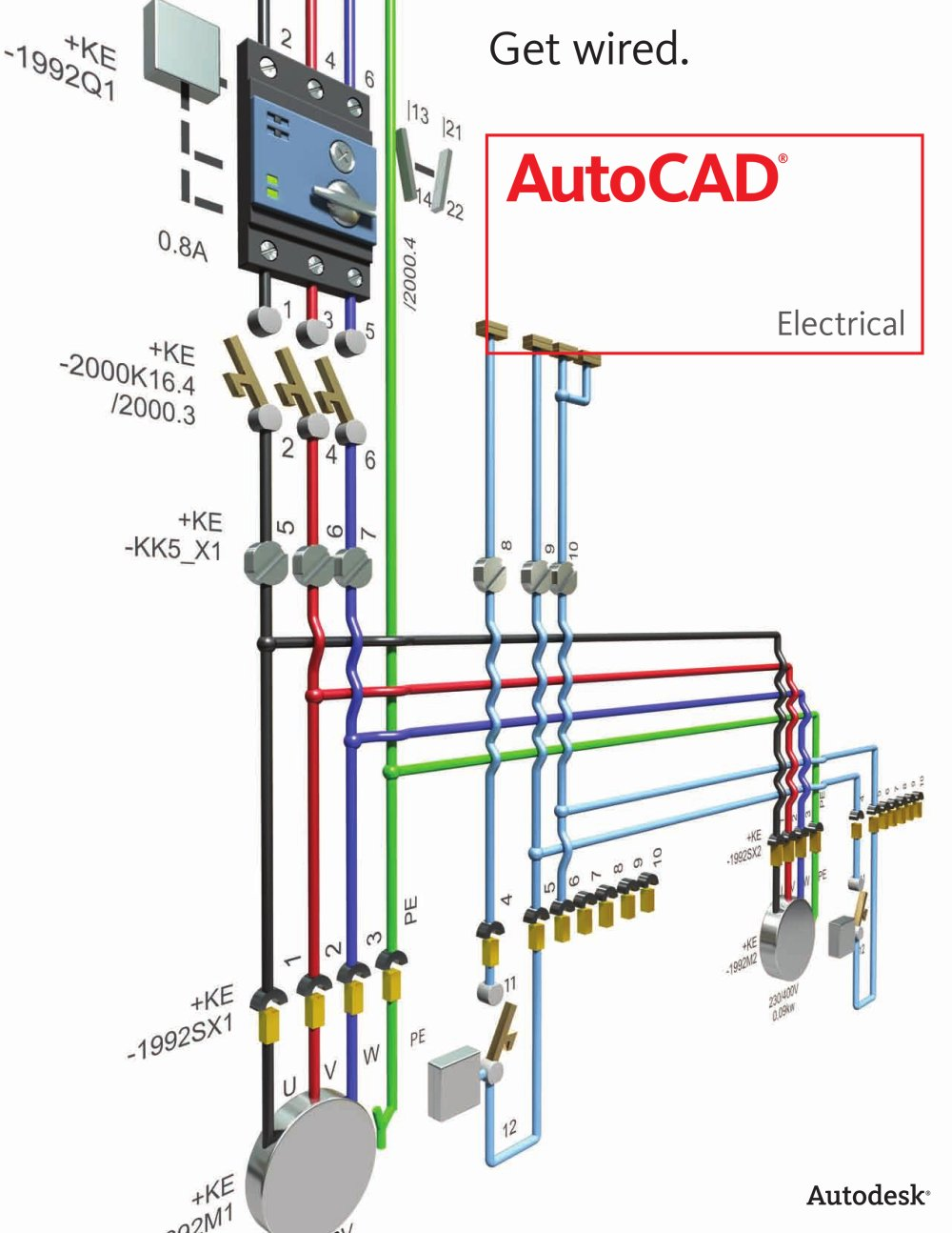 AutoCAD Electrical - 1 / 4 Pages