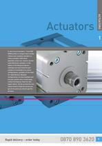 Norgren Express v3 - Actuators
