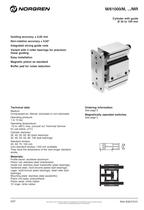 slides & guided actuators