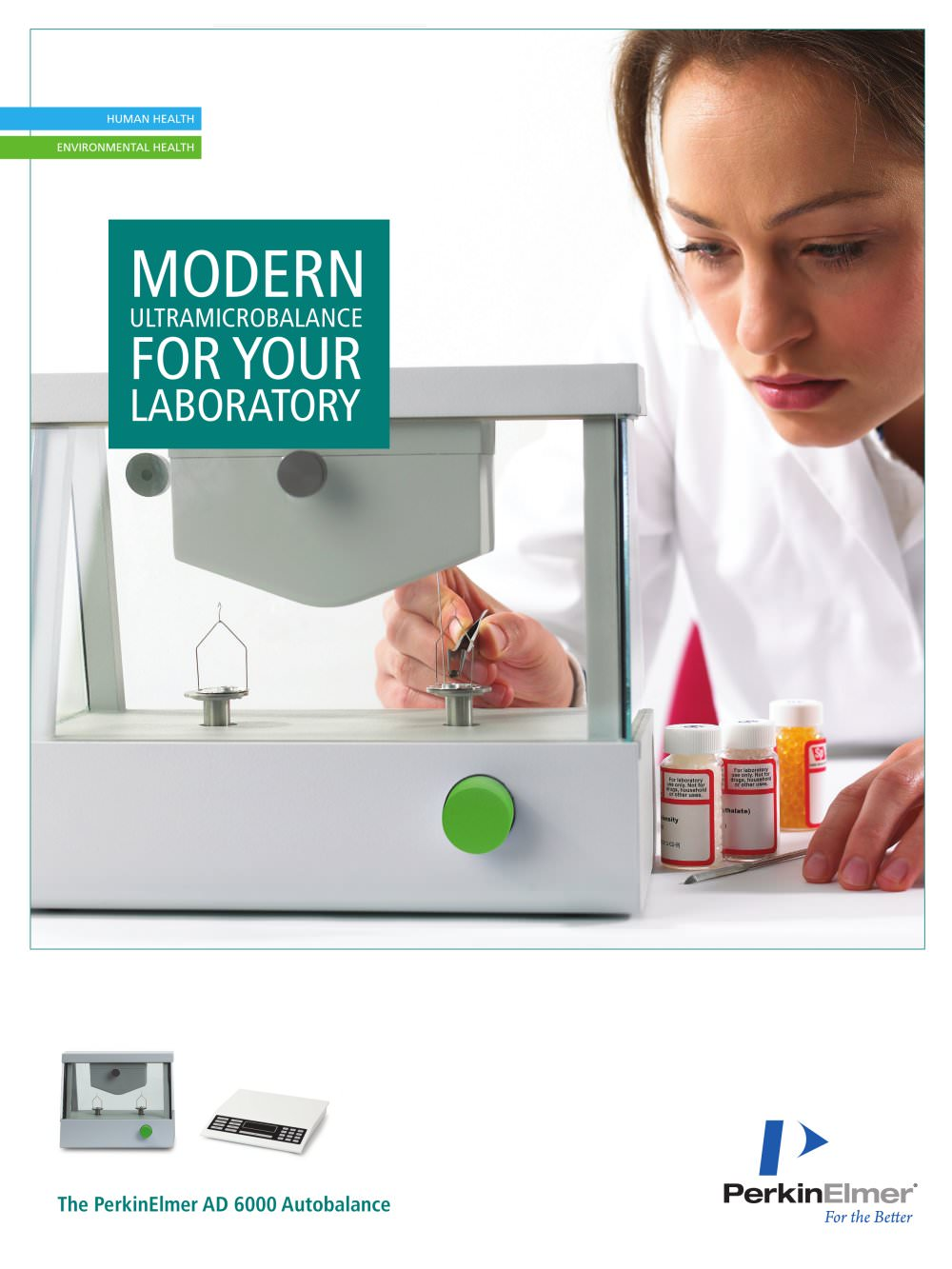 The PerkinElmer AD 6000 Autobalance - 1 / 6 Pages