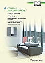 Comfort air-conditioners 2008-2009