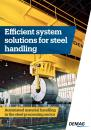 Automated handling in the steel processing sector